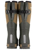 Rockfish Neoprene Lined Olive Green Groundhog Wellington Boots