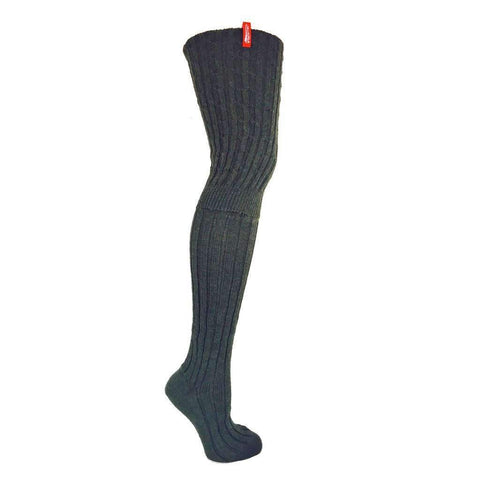 Rockfish woollen socks, long over the knee, stylish and comfortable