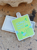 A'PIEU Icing Sweet Bar Melon Sheet Mask