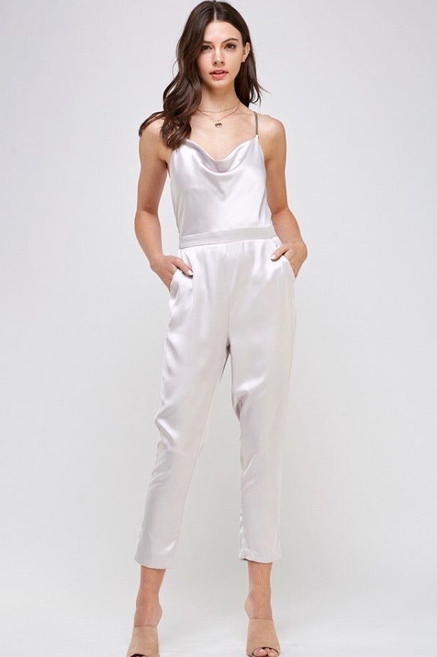 JUMPSUIT SATINADO