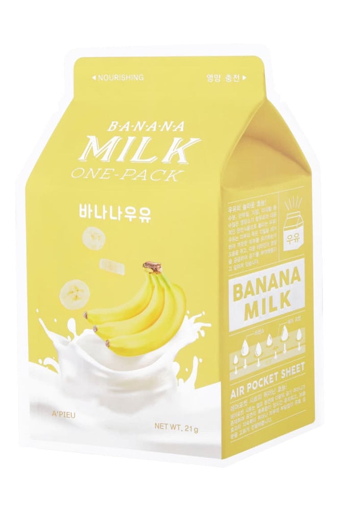 A'PIEU Banana Milk One Pack