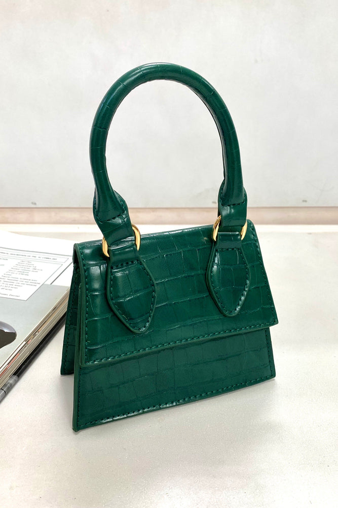APEROL HOUR EMERALD BAG