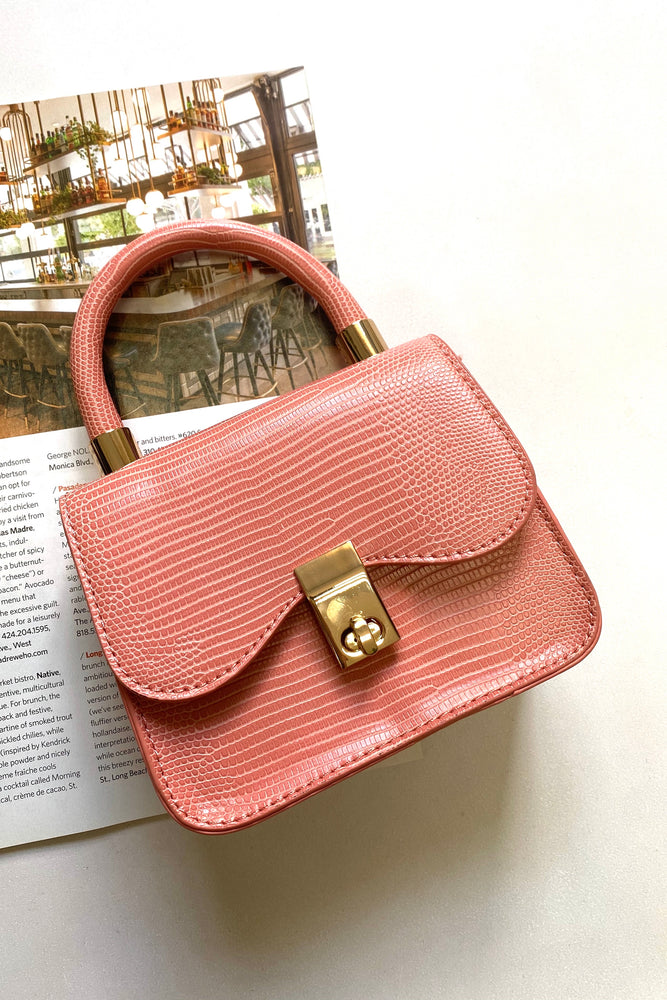 NYC FRENCH ROSE BAG