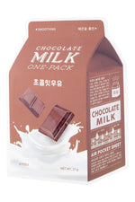 A'PIEU Chocolate Milk One Pack