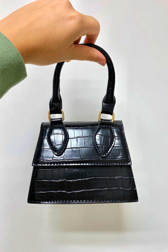 APEROL HOUR BLACK BAG