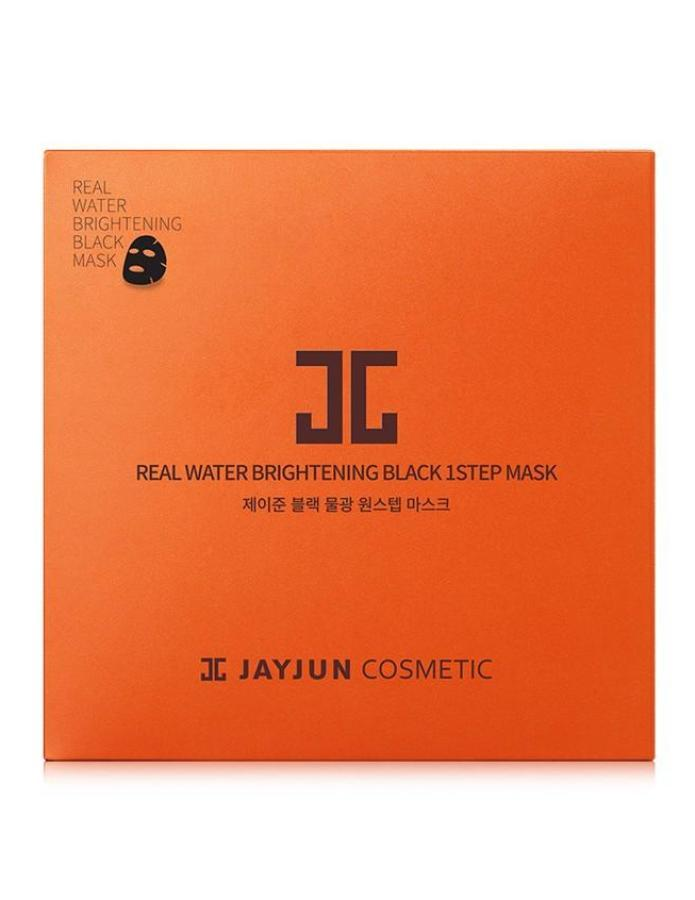JAYJUN Real Water Brightening Black 1 Step Mask