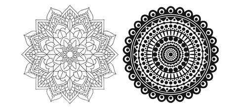 About The Mandala Its Meaning Design And Colouring Indimode