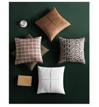 Eco Friendly Suede Cushion Covers - Indimode