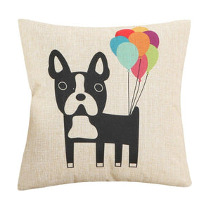Children's Animal Cushion Covers - Indimode