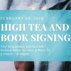 Farewell High Tea and Book Signing