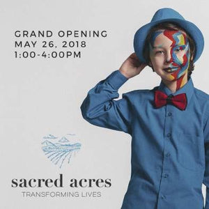 Grand Opening Saturday May 26,  2018