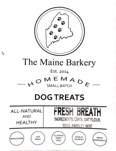 Fresh Breath Dog Treats