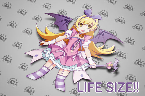 Life-sized Magical Shinobu