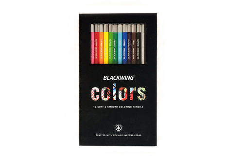 Blackwing Colored Pencil 12 Pack in Box