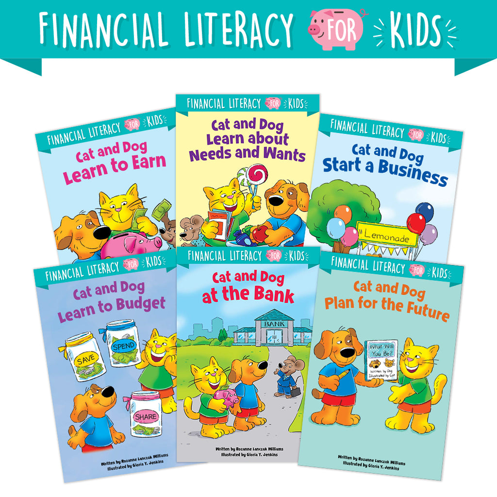 Financial Literacy for Kids!