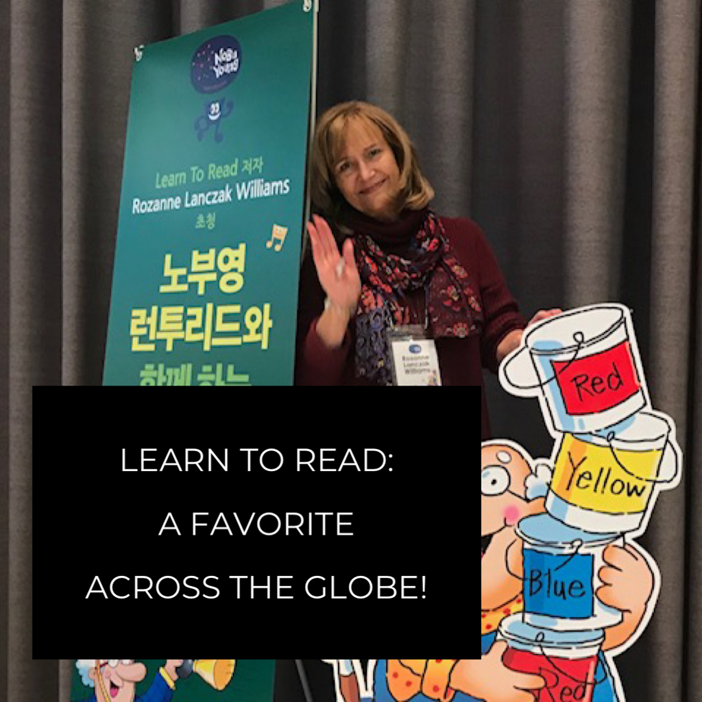 Learn to Read Series: A Favorite Across the Globe!