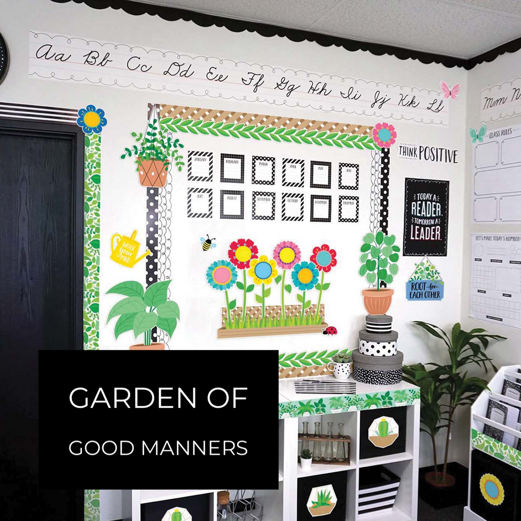 Grow a Garden of Good Manners
