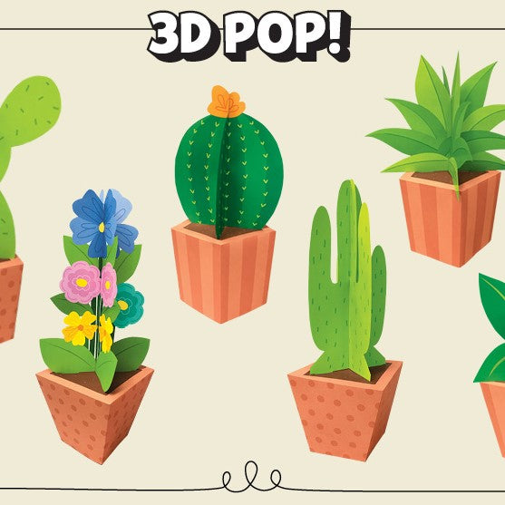 Introducing MORE 3D Pop!