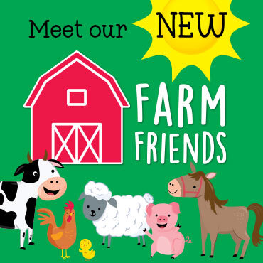 Curate your Classroom with Farm Friends