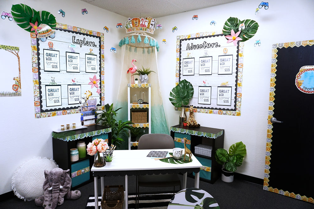 Inspire Exploration with the Safari Room!