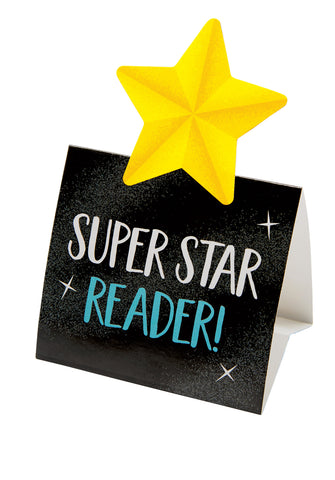 3D pop super star reader bookmark