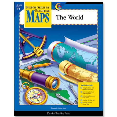 Maps: The World