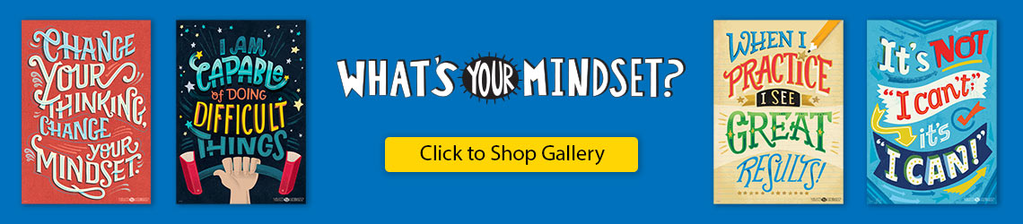 what's your mindset shoppable classroom gallery