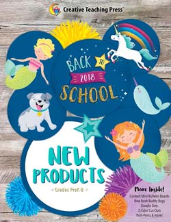 creative teaching press back-to-school online catalog for 2018