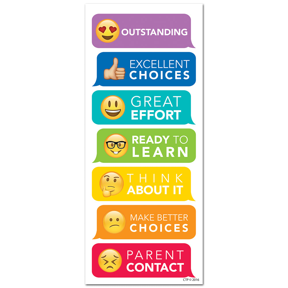 Emoji Fun Desktop Behavior Clip Charts