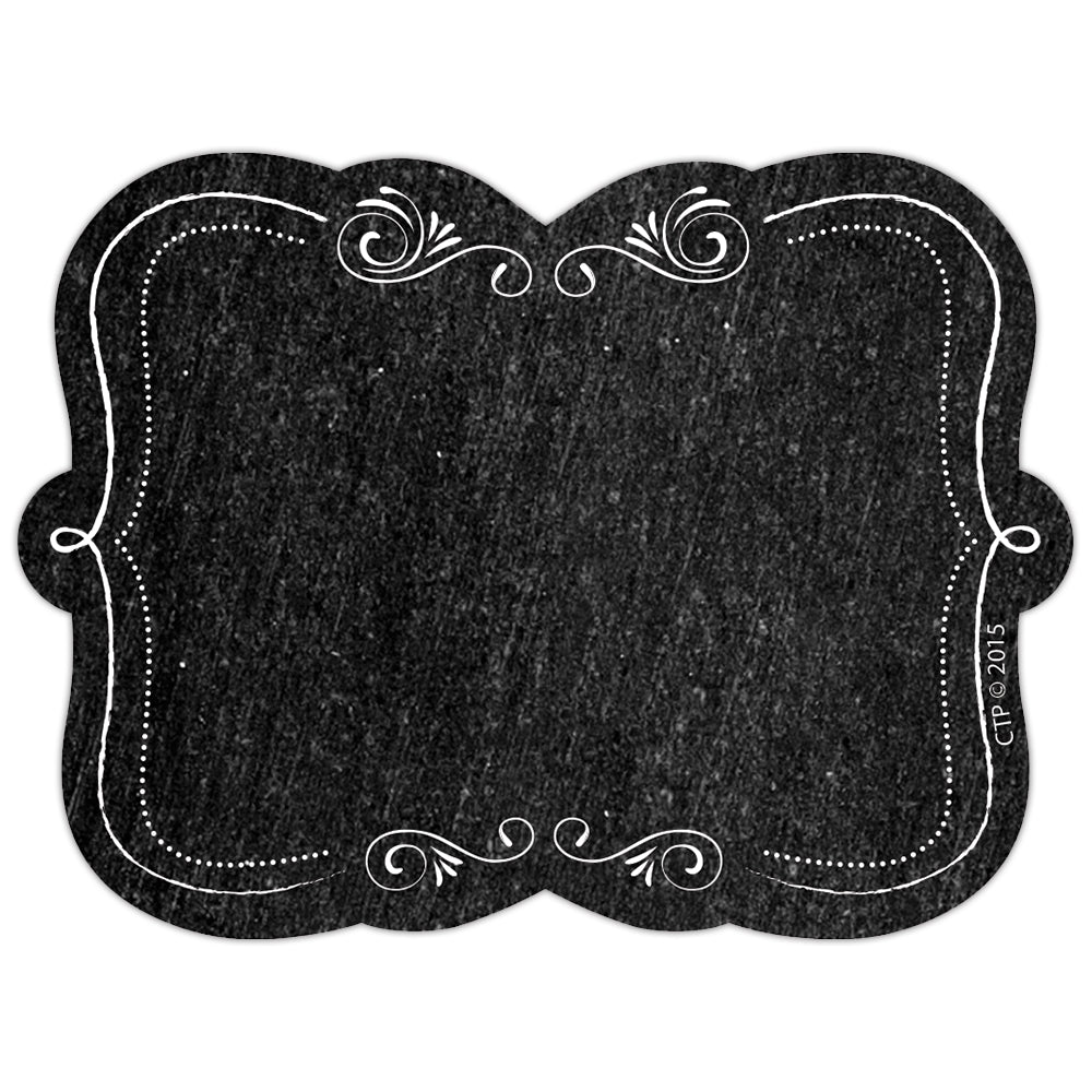 Chalk It Up! Chalkboard Labels