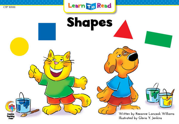 Shapes (Cat and Dog)