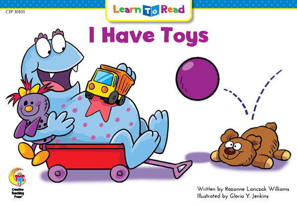 I Have Toys (Monsters)