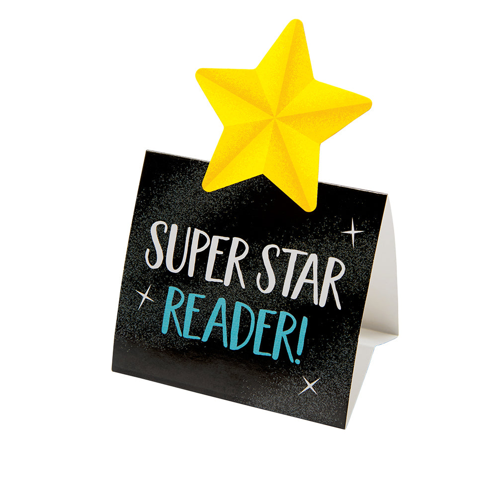 3D Pop Super Star Reader Bookmarks