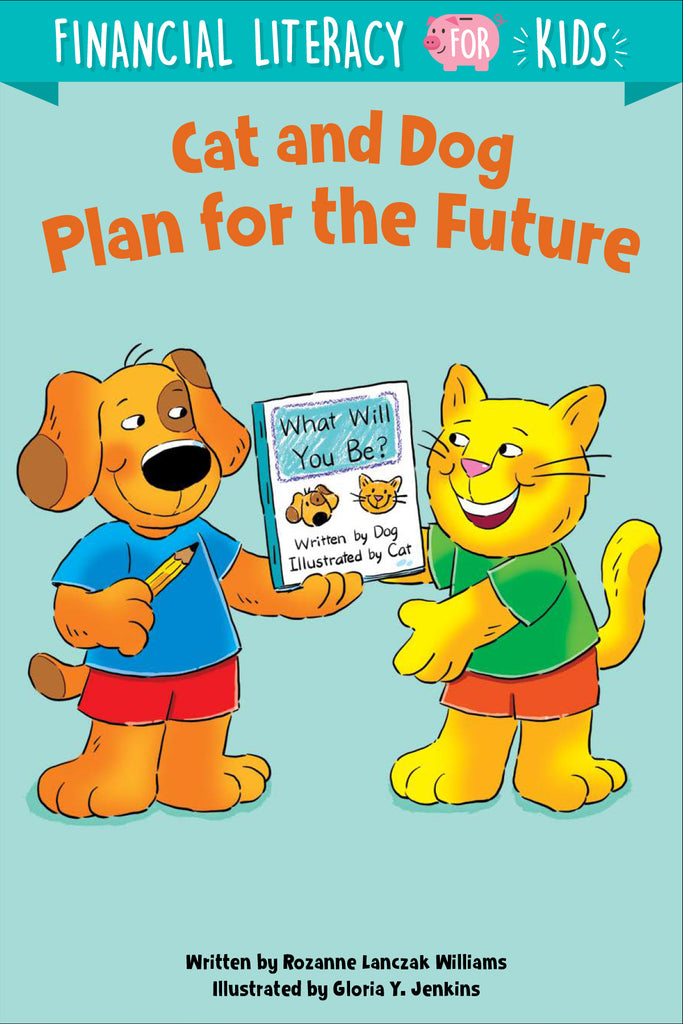 Cat and Dog Plan for the Future - eBook