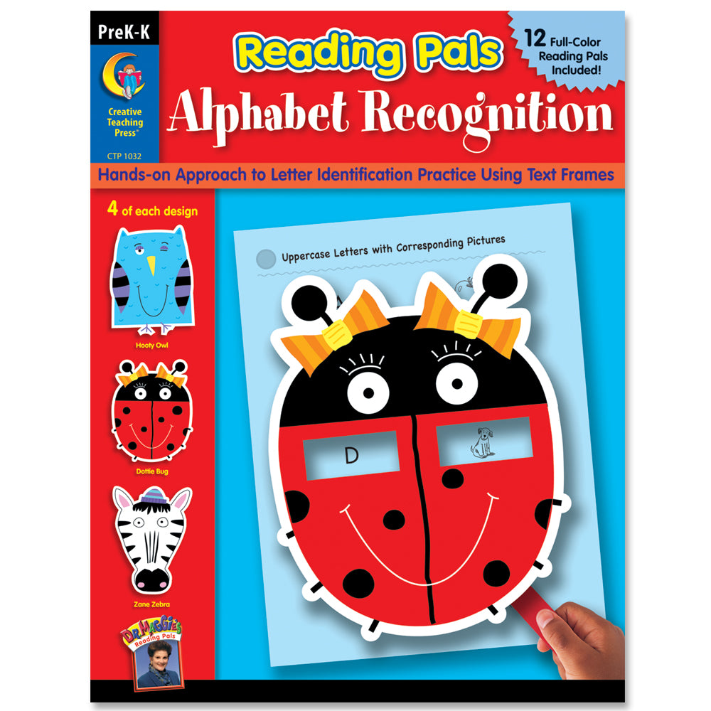 Reading Pals – Alphabet Recognition, eBook