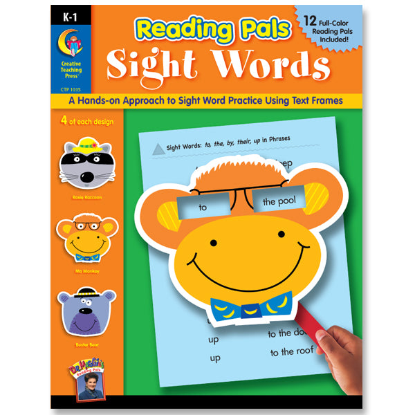 Reading Pals – Sight Words, eBook