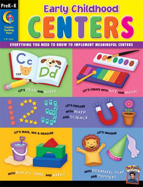 Early Childhood Centers, eBook