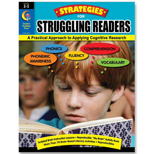 Strategies for Struggling Readers, eBook