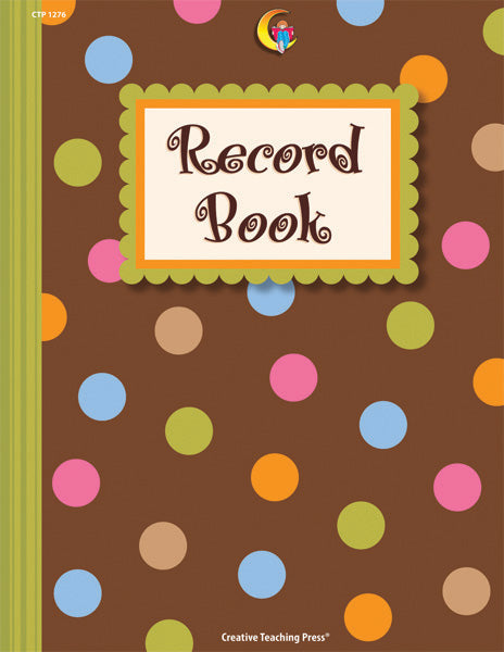 Dots on Chocolate Record, Open eBook