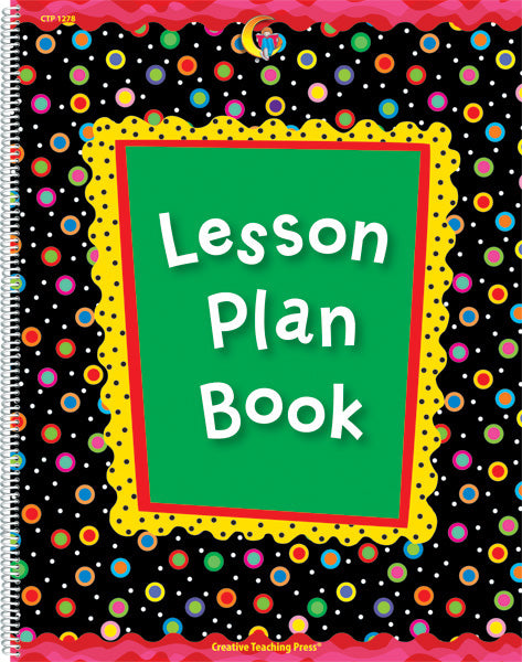Poppin' Patterns Lesson Plan Book, Open eBook