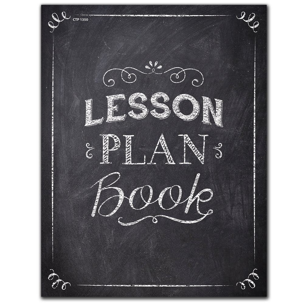 Chalk It Up! Lesson Plan Book