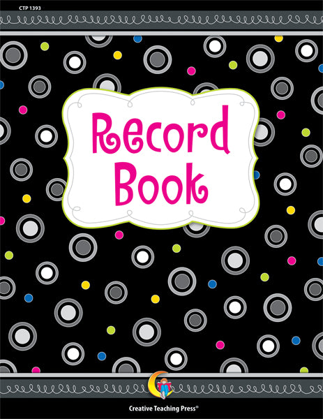 BW Collection Record Book Open eBook