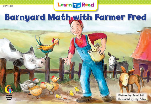 Barnyard Math with Farmer Fred