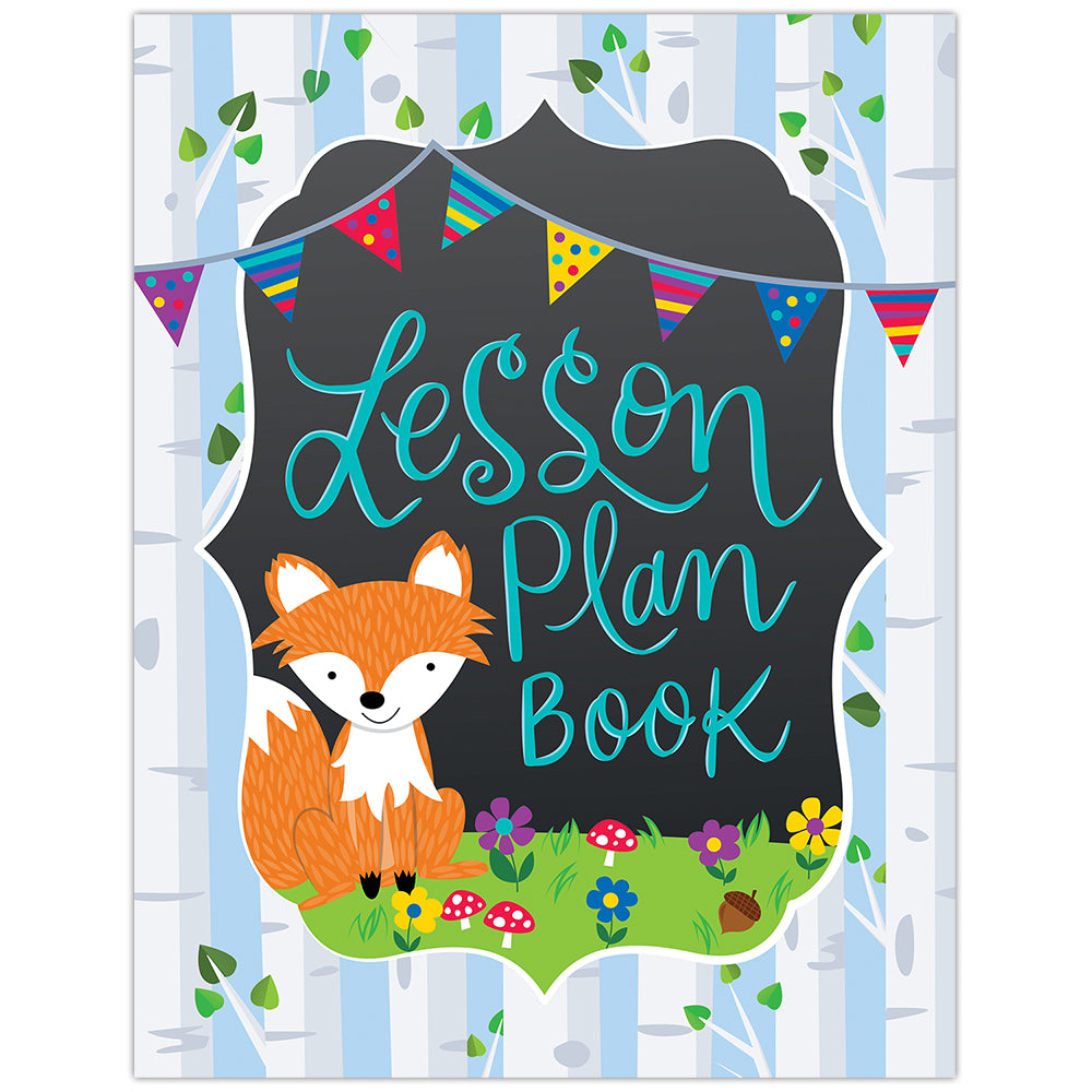 Woodland Friends Lesson Plan Book
