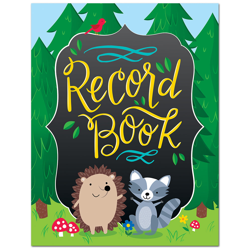 Woodland Friends Record Open eBook