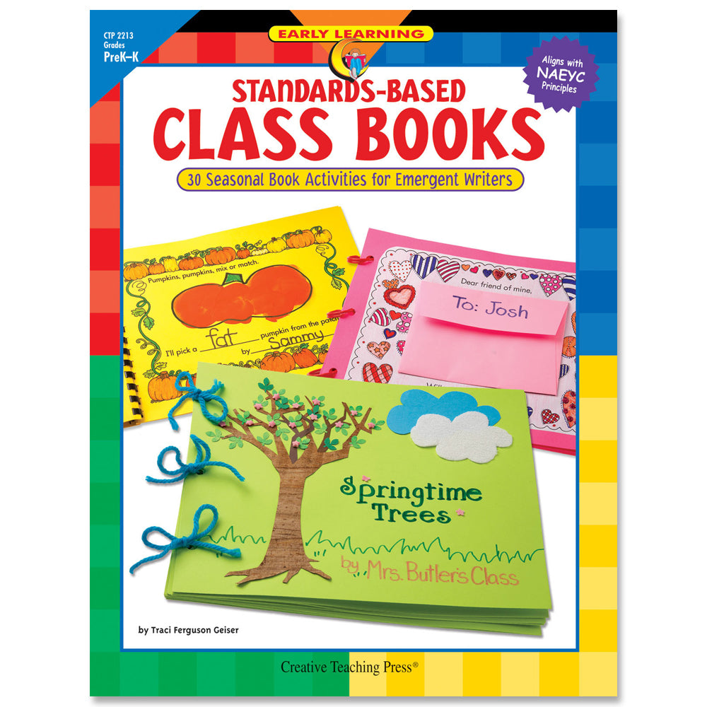 Standards-Based Class Books, eBook