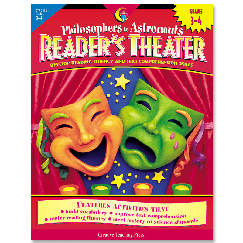 Philosophers to Astronauts Reader's Theater, eBook