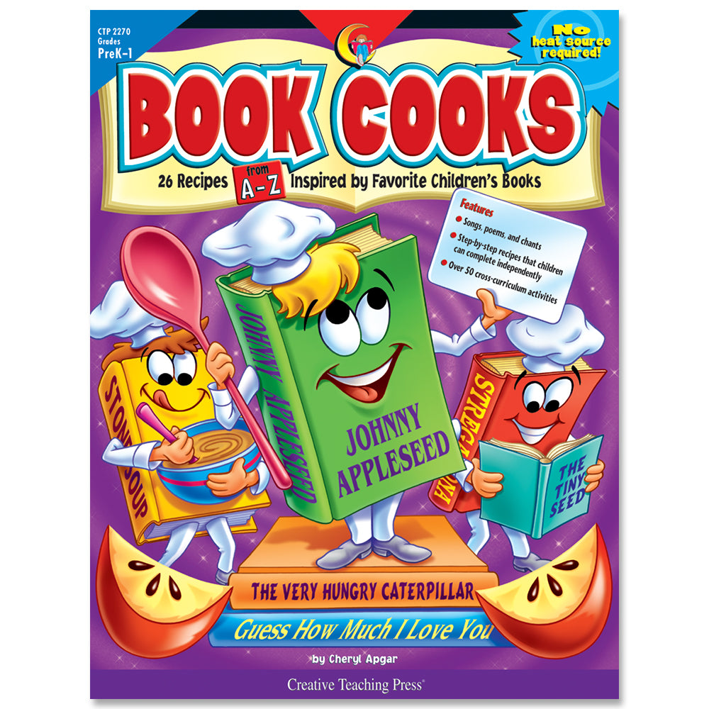Book Cooks, eBook