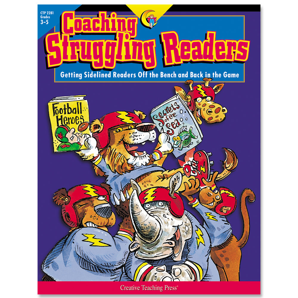 Coaching Struggling Readers, eBook