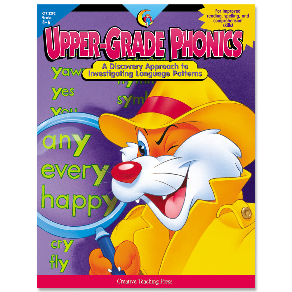 Upper-Grade Phonics, eBook